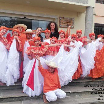 semillero xxiv festival internacional de danza de chia.Categoría infantil2019